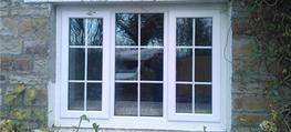 Glazing and Hardware Options image