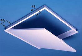 CAT B – Standard Ceilings image