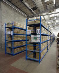 Widespan Shelving System image