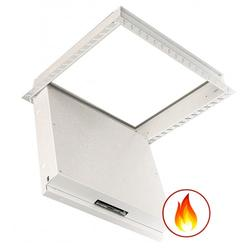 Fire Rated Loft Hatch with Concealed Beaded Frame image