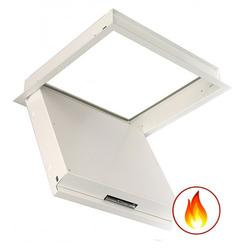 Fire Rated Loft Hatch with Picture Frame image