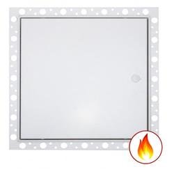 Fire Rated Metal Door and Concealed Beaded Frame image