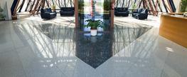 Raised floor finishes Granite image
