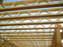 A. C. Roof Trusses Ltd was one of the first in the UK to introduce the Mitek Posi-Joist system. Posi-Joists combine the lightness of timber with the strength of the Posi-Strut Steel Web; you can span far greater distances than would be possible with alternativ...
