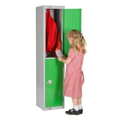 1370H Primary School Locker 2 Door image