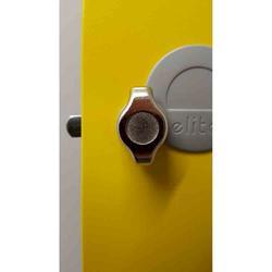 1370H Primary School Locker 2 Door - 3D Lockers