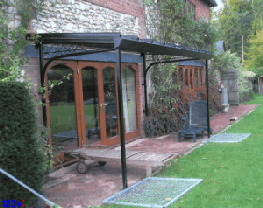 123v Garden and Patio Verandas image