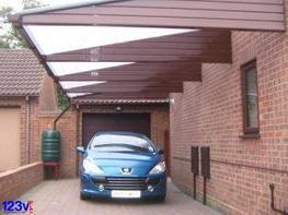 123v Cantilever Carports for Covered Parking - 123v Plc