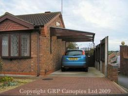 123v Cantilever Carports for Covered Parking image