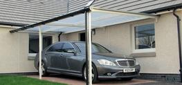 123v Traditional Car Shelters and Car ports image