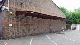 123v Commercial Canopies and Covered Walkways image