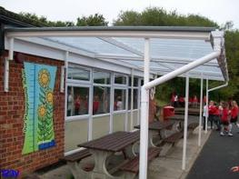 123v School Shelters and Covered Dining Areas image