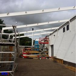 123v Weather Protection for Schools image