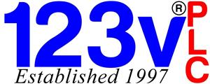 123v Plc