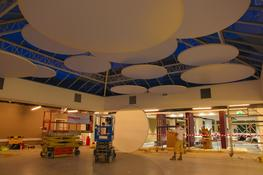 Acoustic Ceiling Systems - Barrisol Welch
