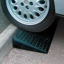 Rubber Kerb Ramp (Pack of 2) - Express Delivery image