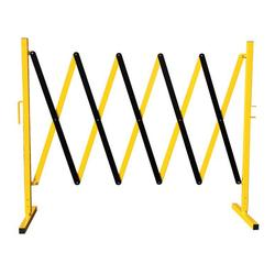 Small Expanding Safety Barrier (2.5m) - Steel image