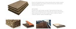 Cork Insulation - Barracuda