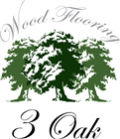 3 Oak Wood Flooring logo