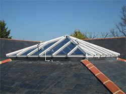 Rooflights - Hipped Spanlight image