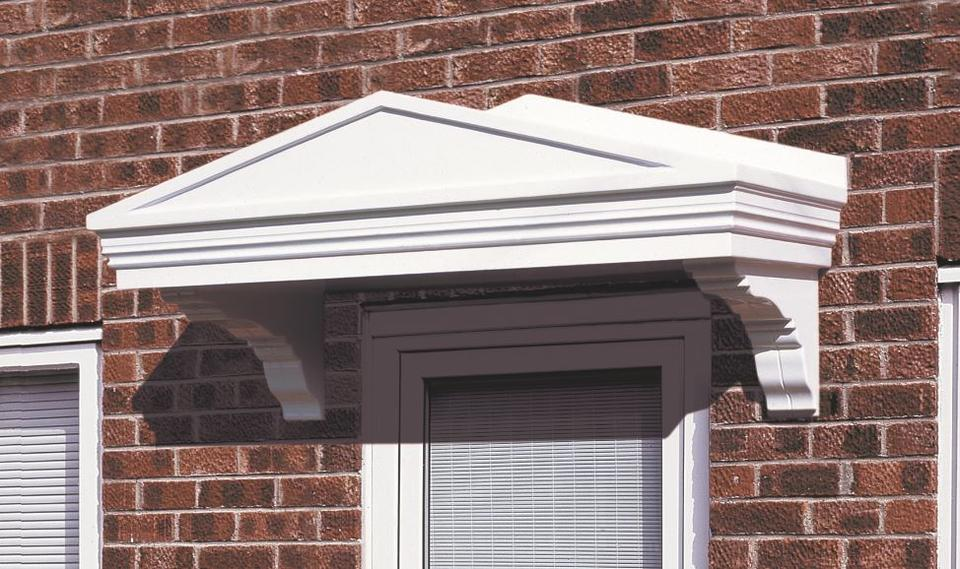 & Rockingham Overdoor Canopy by Banbury Innovations Ltd