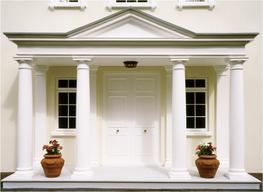 Winchester Portico image