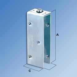 Timber Door Plate PPS-150 image