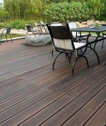 BAMBOO X-treme Decking - A beautiful exterior decking product with all the qualities of a tropical hardwood!  Moso Bamboo X-treme is a solid, high density bamboo board, made from compressed bamboo strips. Bamboo X-treme is suitable for outdoor applications esp...