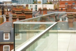 B40 Frameless Glass Balustrade image