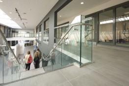 B40 Frameless Glass Balustrade - BA Systems