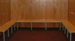 Benches - Cloakroom & Changing-Room Fittings image