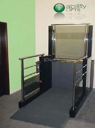 Optimum 350 Open Style Platform Lift image