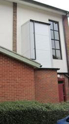 The Optimum 150 External Platform Lift - Ability Lifts Ltd