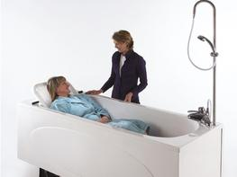 Aries 1800 Height Adjustable Bath image