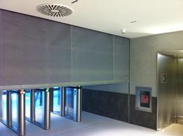 Flameshield Fire Curtain - A1 Shutters Ltd