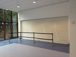 In the past, choosing a fire shutter has been about selecting the right one for job – but now A1S has developed the Flameshield 120 commercial fire shutter to enable the aesthetics of the application to be taken into consideration.  For commercial applicatio...