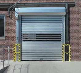 Rapid Roll Doors image