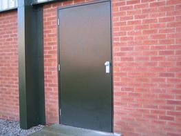 Steel Hinged Doors image