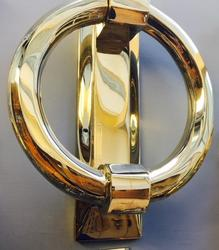EMPIRE RING DOOR KNOCKER – HEAVY – LARGE image
