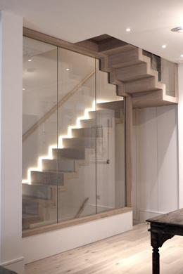 Straight Straight Stairs By Zigzag Design Studio