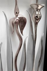Pure sculptural shapes made into balustrading that when repeated create a truly stunning and unique pattern to create a WOW feature in any interior. Our designs are being added to all the time or we can work with our clients to create their own unique 'one o...
