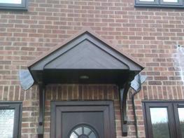 zenith -staybrite-ltd_canopies-64_photo_5_5b7285e7-f16f-4bc3-8bdc-5fa0b0b9f856. & Canopies - Door Canopies by Zenith Staybrite Ltd