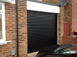 Roller Domestic Garage Doors By Zenith Staybrite Ltd