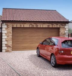 Roller - Domestic Garage Doors image