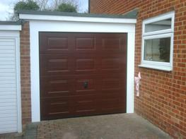 Sectional - Domestic Garage Doors - Zenith Staybrite Ltd