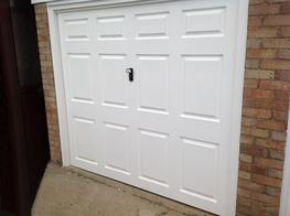 Up & Over - Domestic Garage Doors - Zenith Staybrite Ltd