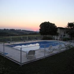 SWIMMING POOL FENCING image
