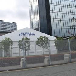 RDS - Temporary Fencing - Zaun Limited
