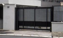 TERROR STOPPER PAS 68 CANTILEVER SLIDING GATES image