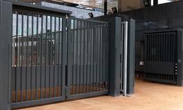 TERROR STOPPER PAS 68 BI-FOLDING GATES image